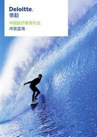 中国医疗服务行业 冲浪蓝海(2015)