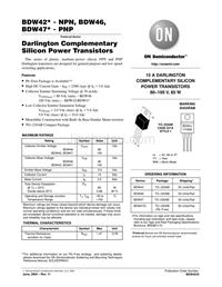电脑IC资料 BDW47 42