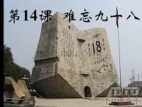 历史:第14课_难忘九一八课件(人教版八年级上)088