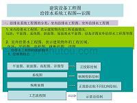 建筑设备工程图
